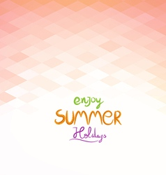 Summer background modern design vector