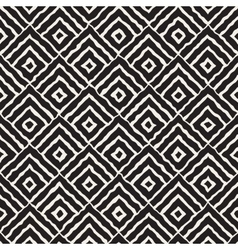 Seamless hand painted line concentric vector