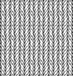 Black marker up and down chevrons vector image