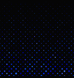 Geometric circle pattern background - graphic vector