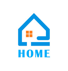 Home logo vector