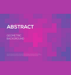 modern futuristic abstract landing page design vector image