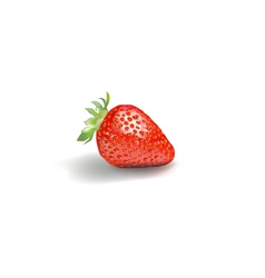 Strawberry graphics vector
