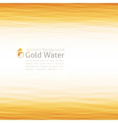 water background vector image vector image