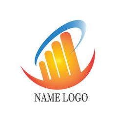 Businessman career development vector