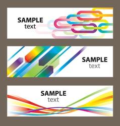 Funky card vector