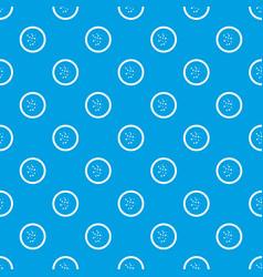 hot sauce pattern seamless blue vector image