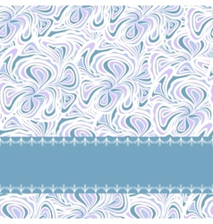 Light blue pattern with stripe vector image vector image