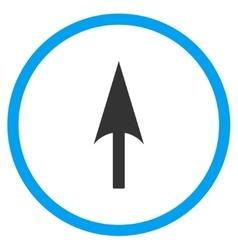 Arrow Axis Y Icon vector image