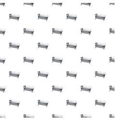 Bathtub pattern vector