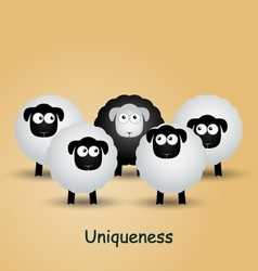 Leader individuality uniqueness success vector