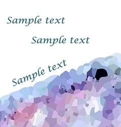 Mosaic background3 vector image