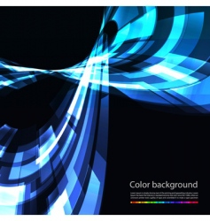 abstract retro technology vector background vector image