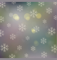 old festive background abstract defocused vector image