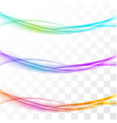 Bright speed funky web streak line template vector