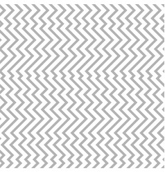 vertical striped seamless pattern zigzag vector image