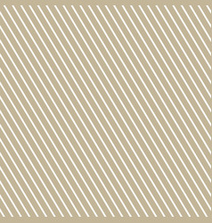 white slanting strips on gold background vector image