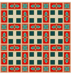 holiday-pattern vector image