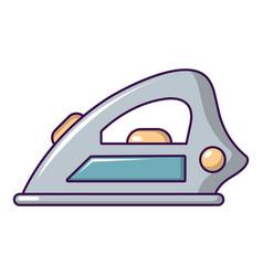 Iron icon cartoon style vector
