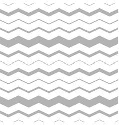 stylish seamless striped pattern - zigzag vector image