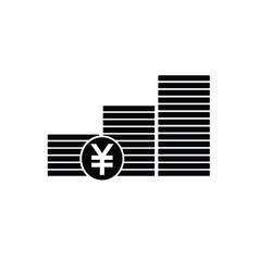 finance money icon vector image