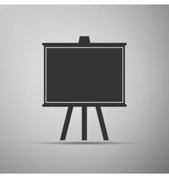 Chalkboards Icon vector image