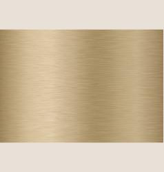 golden metal texture vector image