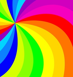 Abstract background color stripes vector image vector image