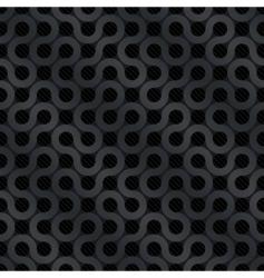 carbon flow background vector image