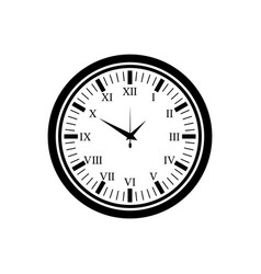 pocket watch old vector image