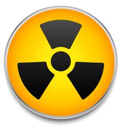 Radiation symbol on circle element vector