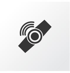 smart watch icon symbol premium quality isolated vector image