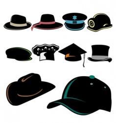hat vector image vector image