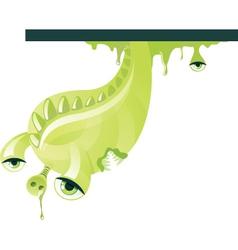 alien creatures vector image vector image