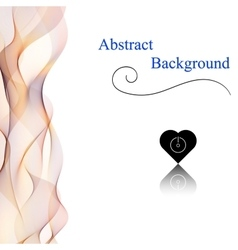 Abstract Background Vertical vector image vector image