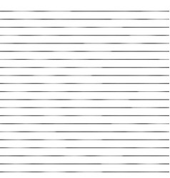 Horizontal doodle lines seamless background vector