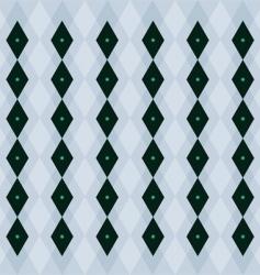 emerald pattern vector image