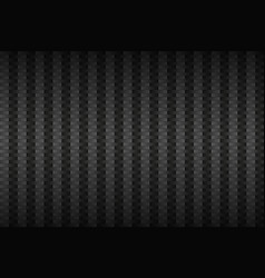 abstract dark grey metallic background technology vector image