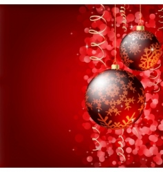 Christmas elegant background vector