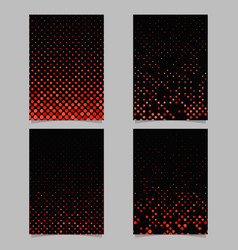 Repeating dot pattern page background template vector