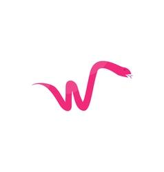 Viper Icon vector image
