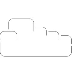 Pure cloud vector