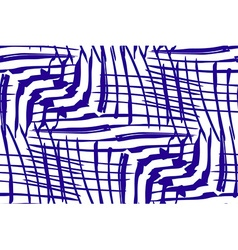 Seamless Line Pattern3 vector image