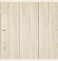 Wood background- texture of light brown beige vector