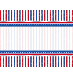usa background with texture vector image vector image