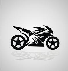 Tribal Motorsport vector image