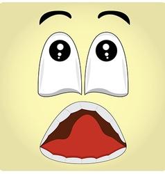 Facial Expression vector