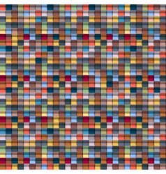 Geometric multicolored background vector image