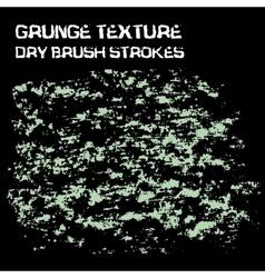 Chalk handdrawn texture grunge design vector image