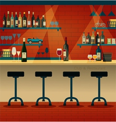 Club Restaurant vector image